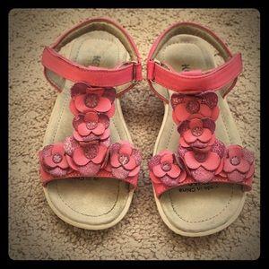 See Kai Run toddler girls sandals size 12